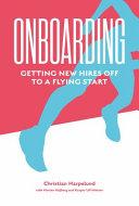 Onboarding [Pdf/ePub] eBook
