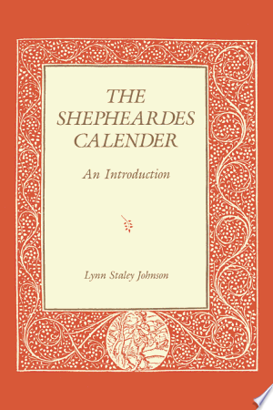 Download The Shepheardes Calender Free Books - E-BOOK ONLINE