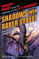 Shadows Over Baker Street Book