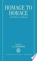 Homage to Horace