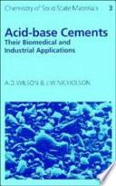 Acid Base Cements Book