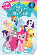 My Little Pony  Meet the Ponies of Ponyville