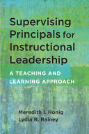 Supervising Principals for Instructional Leadership