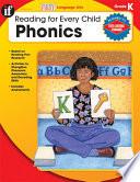 Phonics, Grade K