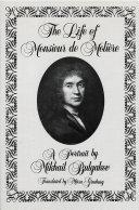 Pdf The Life of Monsieur de Molière: A Portrait by Mikhail Bulgakov Telecharger