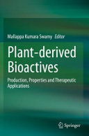 Plant derived Bioactives Book