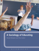 A Sociology of Educating