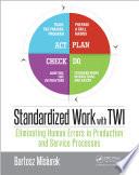 Standardized Work with TWI