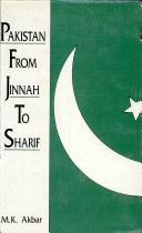 Pakistan from Jinnah to Sharif