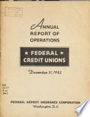 Annual Report Of Operations