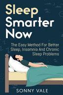 Sleep Smarter Now