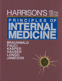 Harrison's Principles of Internal Medicine: Textbook, ...