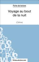 Voyage au bout de la nuit de Céline (Fiche de lecture) Pdf/ePub eBook