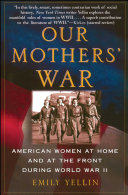 Pdf Our Mothers' War
