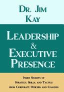 Leadership   Executive Presence