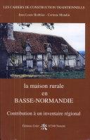 Pdf La maison rurale en Basse-Normandie Telecharger