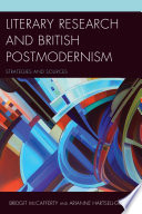 Literary Research and British Postmodernism Book