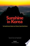 Sunshine In Korea