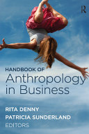 Pdf Handbook of Anthropology in Business Telecharger