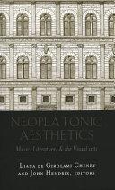 Neoplatonic Aesthetics Book