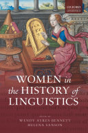 Pdf Women in the History of Linguistics Telecharger