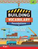 Building Vocabulary 2nd Edition  Level K Student Guided Practice Book