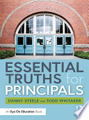 Essential Truths for Principals Book