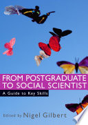 From Postgraduate to Social Scientist Book