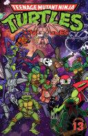 Teenage Mutant Ninja Turtles Adventures Vol  13