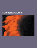 Fourier Analysis Book