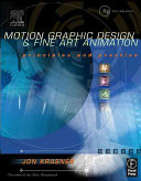 Motion Graphic Design & Fine Art Animation ebook