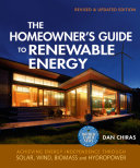 The Homeowner s Guide to Renewable Energy