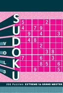 Sudoku 3  Extreme to Grand Master