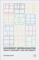 Modernist Impersonalities Pdf