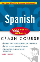 Schaum s Easy Outline of Spanish