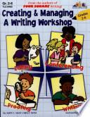 Creating   Managing a Writing Workshop  eBook