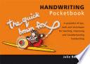 Handwriting Pocketbook Book PDF