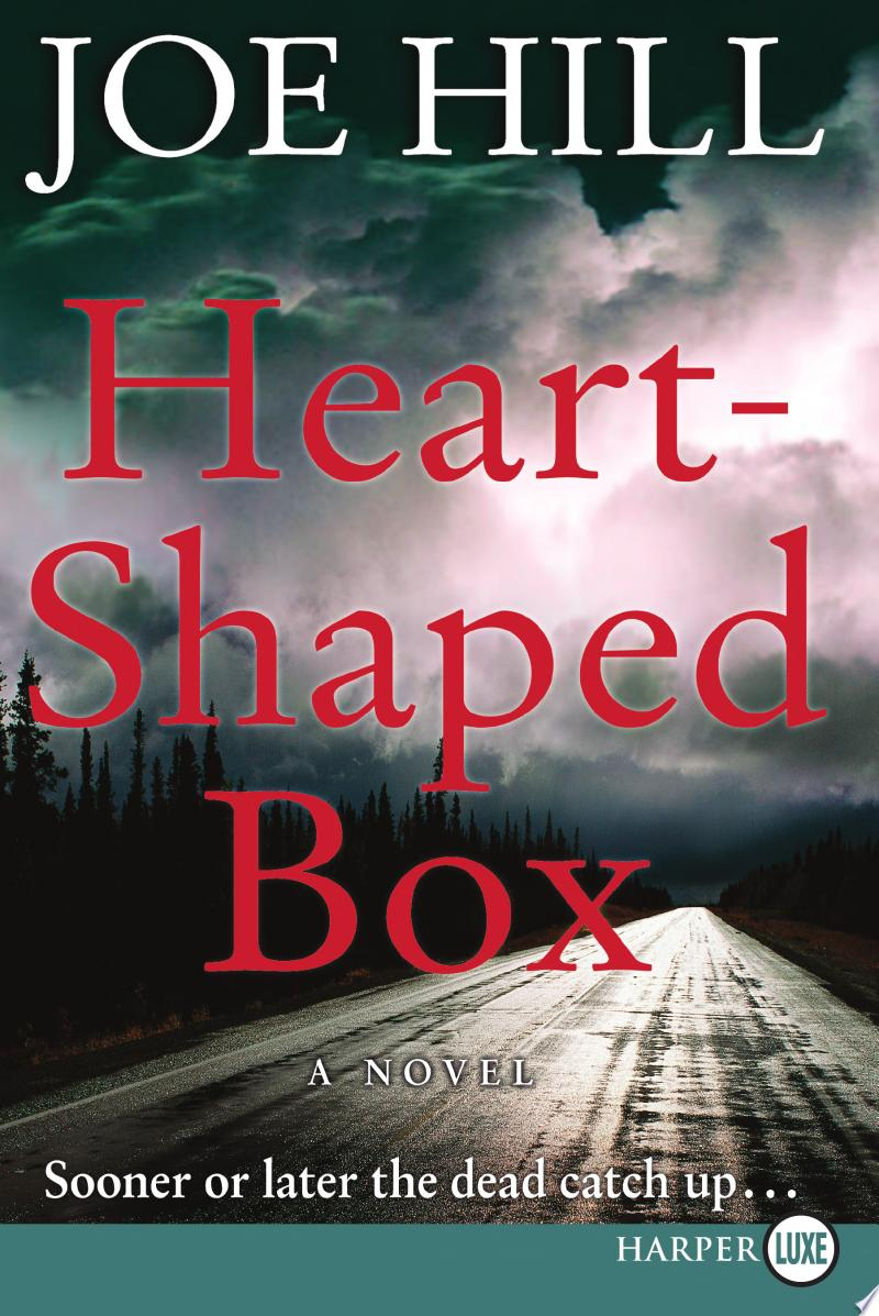 Heart-Shaped Box LP image
