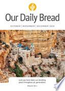 Our Daily Bread   October   November   December 2020