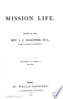 Mission Life; Or Home and Foreign Church Work