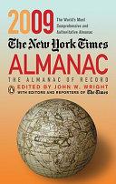 The New York Times Almanac 2009 Book PDF