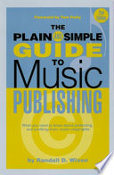 The Plain   Simple Guide to Music Publishing