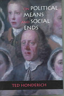 On Political Means and Social Ends
