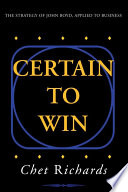 Certain to Win