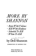 Pdf More by Shannon