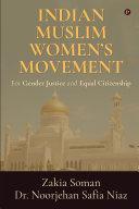 Indian Muslim Women's Movement [Pdf/ePub] eBook