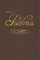 Book of Psalms  NASB