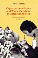 Capital Accumulation and Women s Labor in Asian Economies