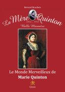 Pdf LE MONDE MERVEILLEUX DE MARIE QUINTON Telecharger