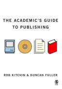 The Academic s Guide to Publishing